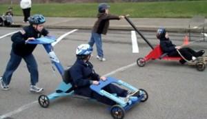 Cubmobile Race